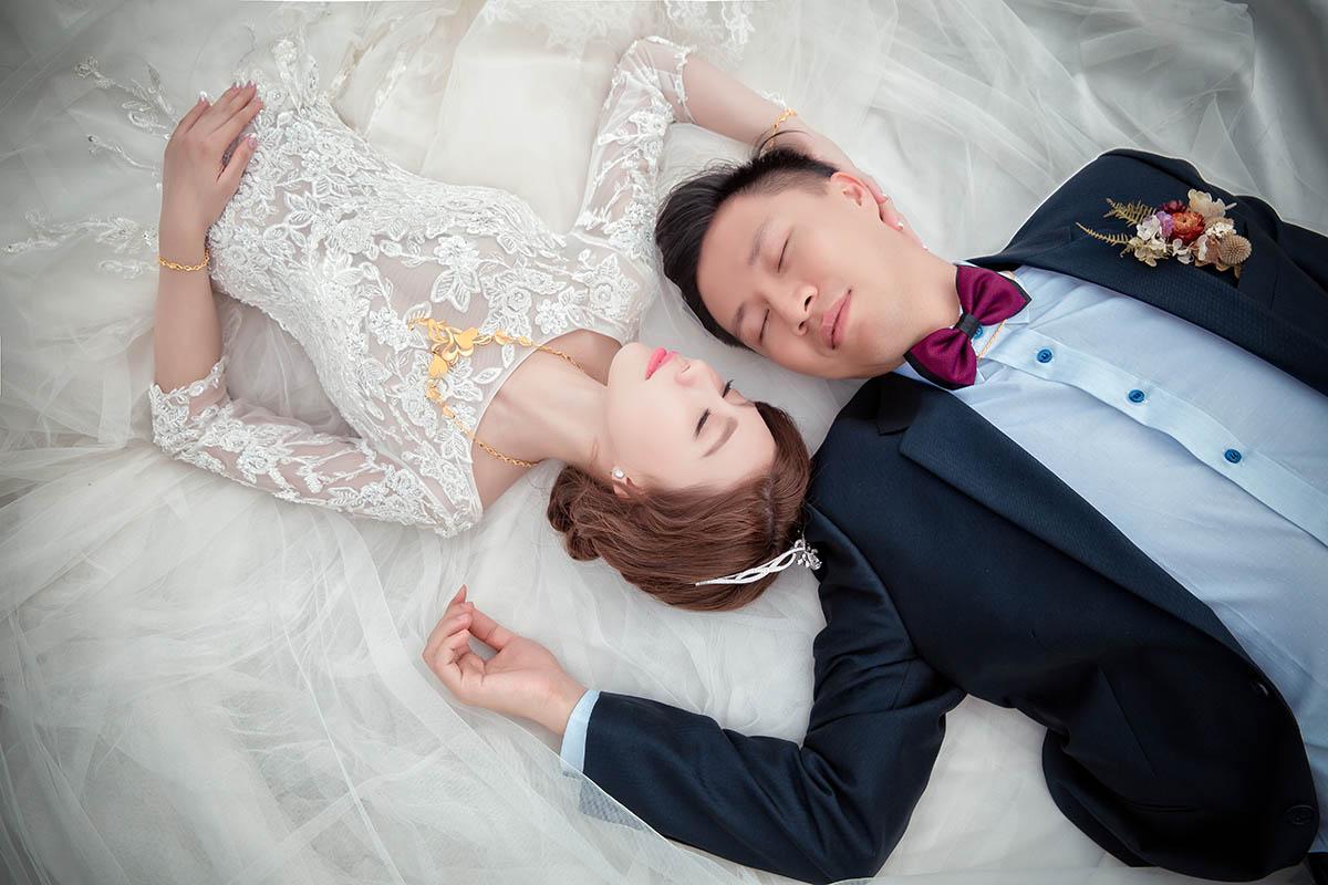 婚禮攝影,訂結同天,訂結一起
