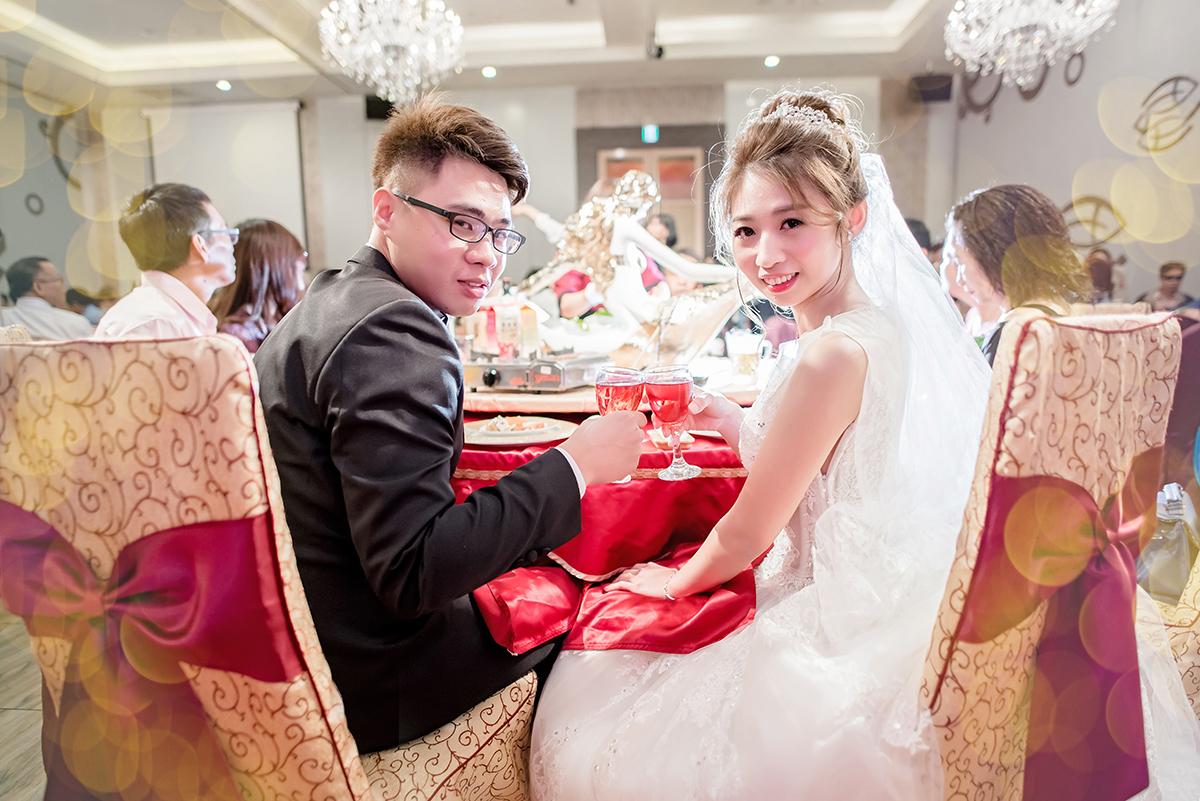 婚攝、婚禮紀錄、新高乙鮮婚宴會館
