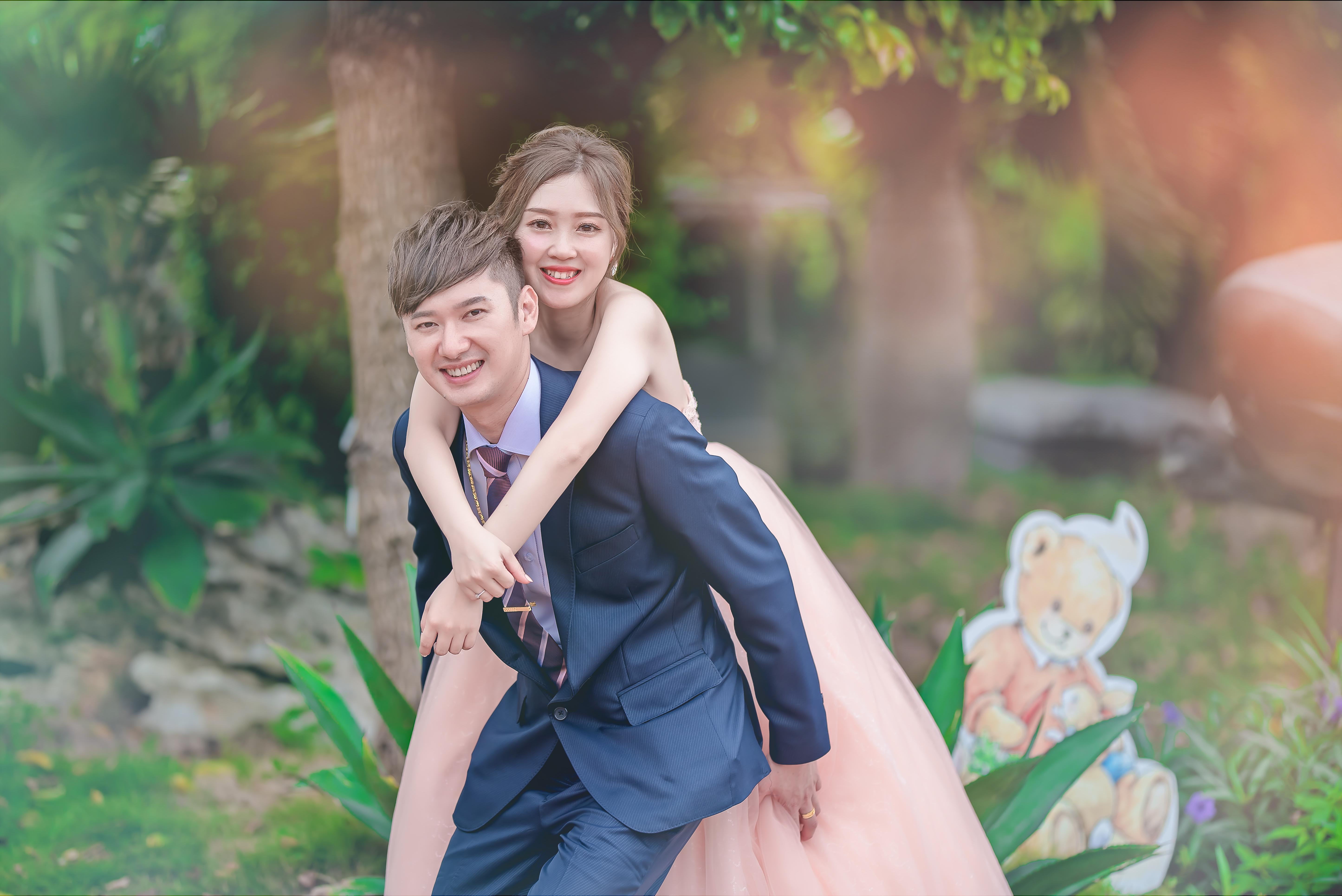 婚禮攝影 [原良❤雅雯] 文定之囍@東海漁村花園婚禮會館