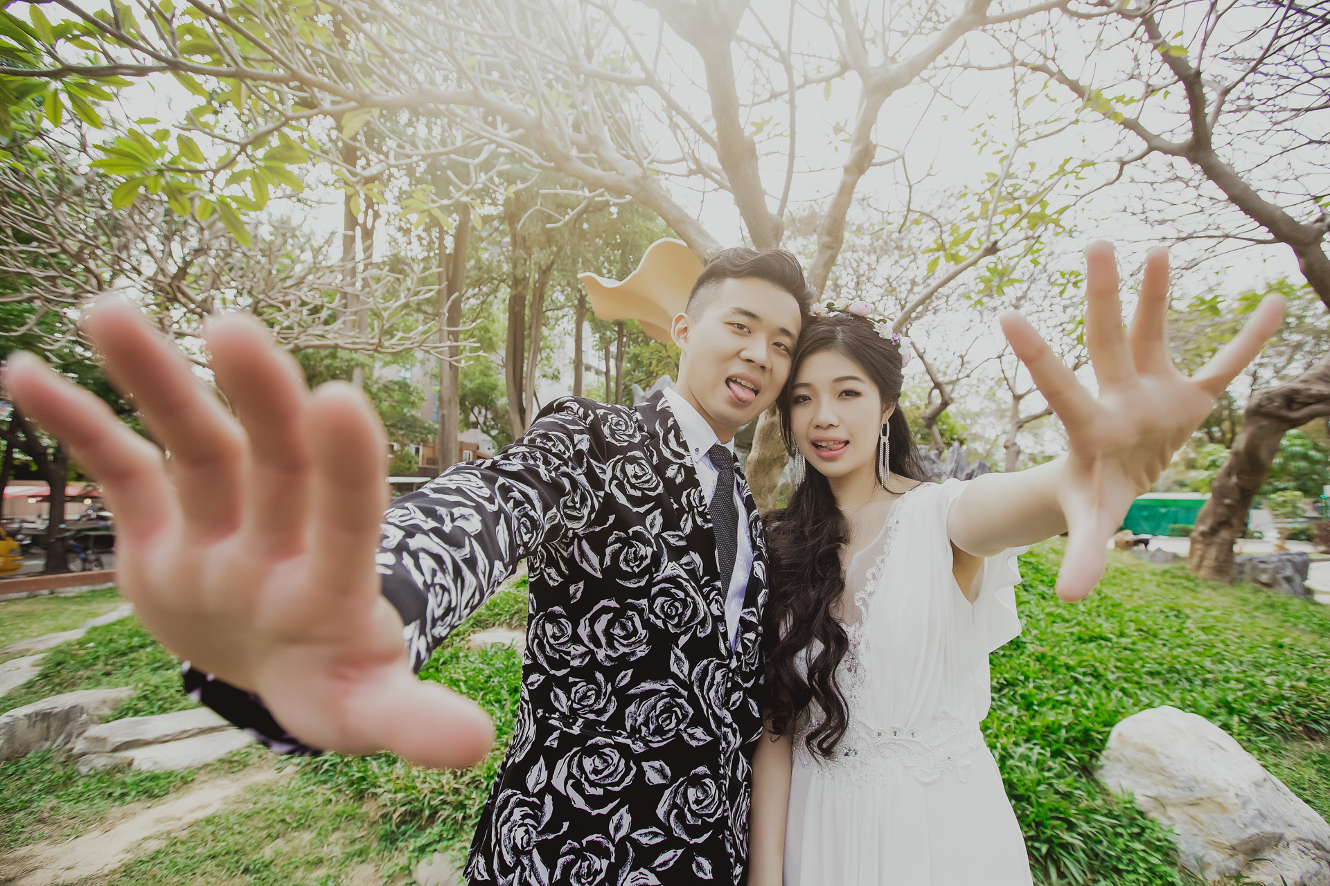 婚禮攝影 [顧慈❤奕凱] 文定之囍@台中寶麗金崇德店