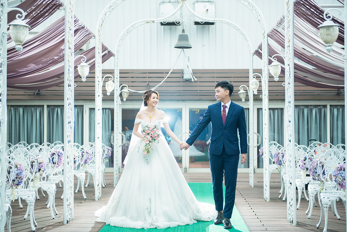 婚禮攝影 [志鴻❤瑜珊] 結婚之囍@板橋晶宴婚宴會館-府中館