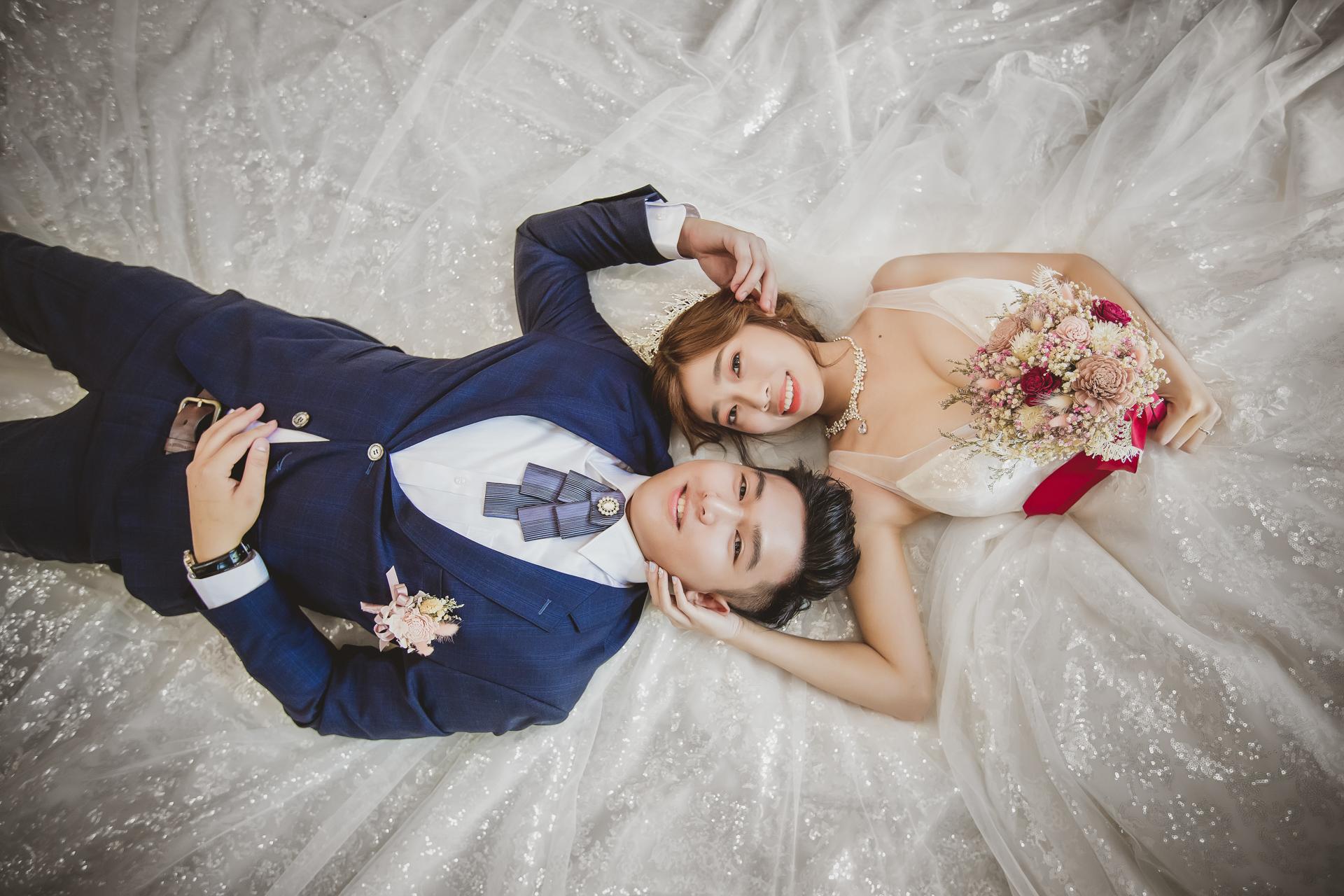 [子洋❤羽涵] 結婚之囍@南投寶旺萊6號花園酒店
