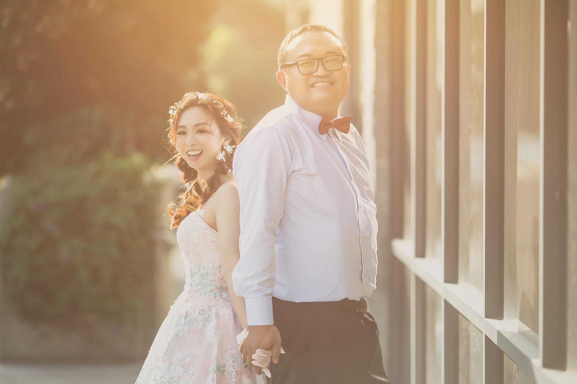[明毅❤伊秀] 結婚宴客@嘉義小原婚宴會館