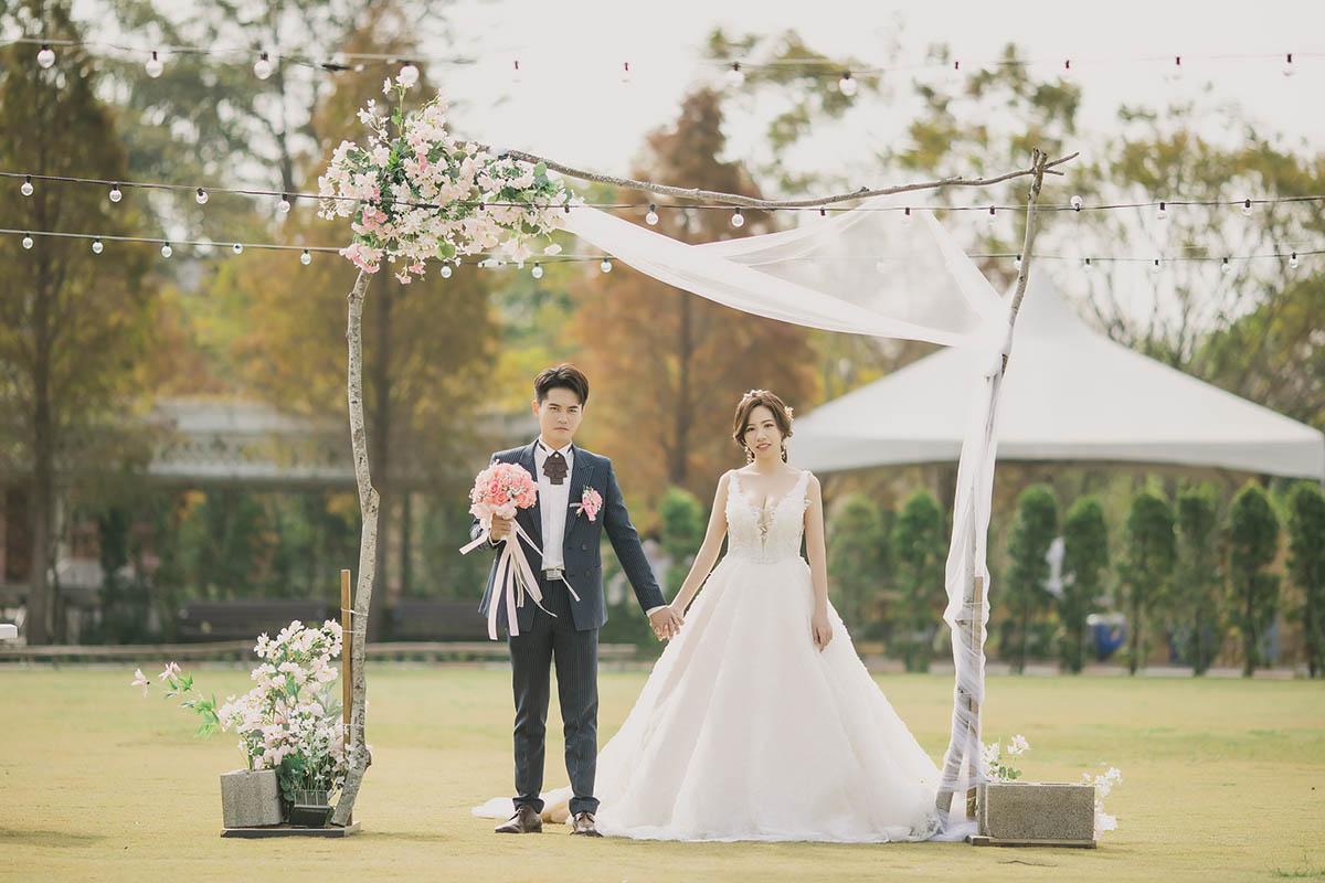 [鈞亦❤安安] 結婚之囍@彰化唯愛庭園
